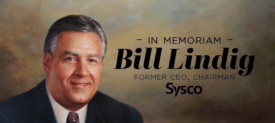 Former Sysco CEO Bill Lindig Passes Away