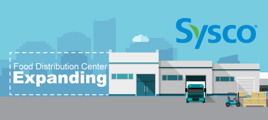 Sysco Seattle Expands Distribution Center