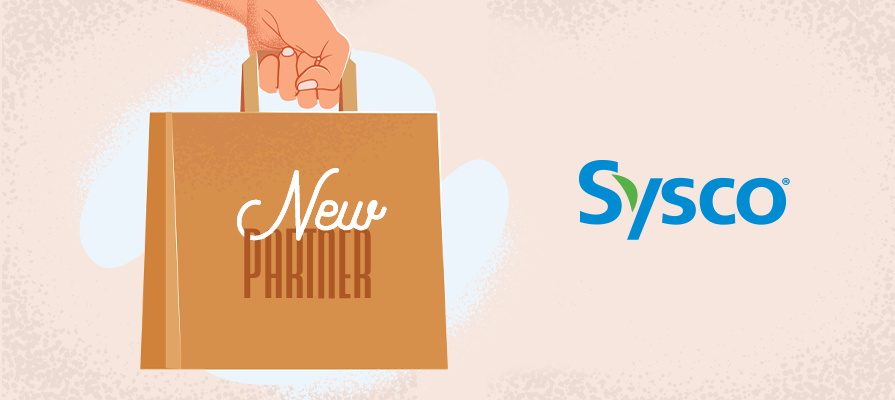 Sysco Teams Up with SAVRpak to Optimize Freshness During Food Delivery; Judy Sansone and Greg Maselli Comment