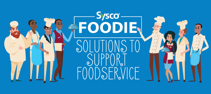 Sysco Launches New Foodie Solutions™ Platform