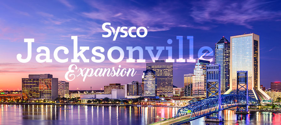 Sysco Expanding Jacksonville Facility, Issued $11M Dollar Permit