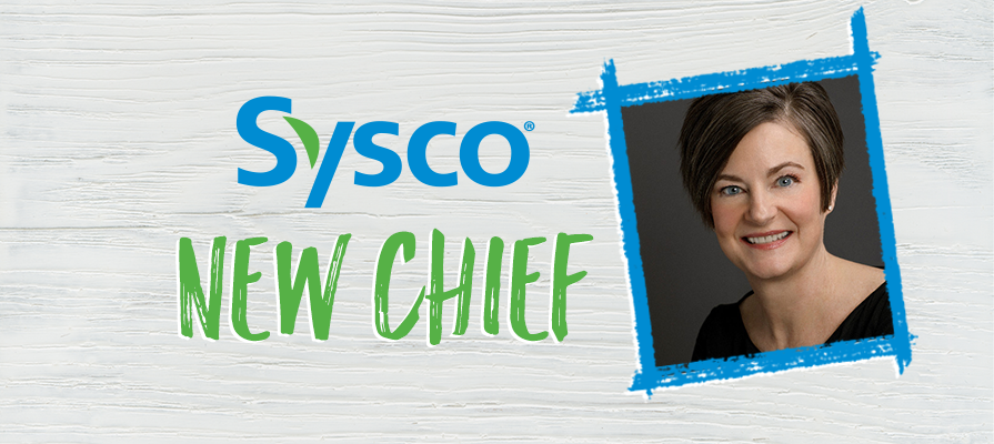 Sysco Names New Chief Supply Chain Officer Marie Robinson