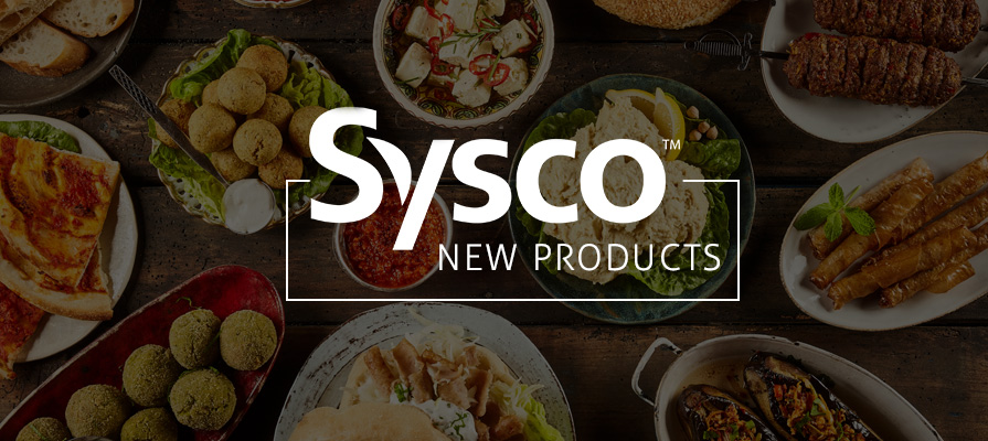Sysco Launches Several New Products Through Cutting Edge Solutions Platform