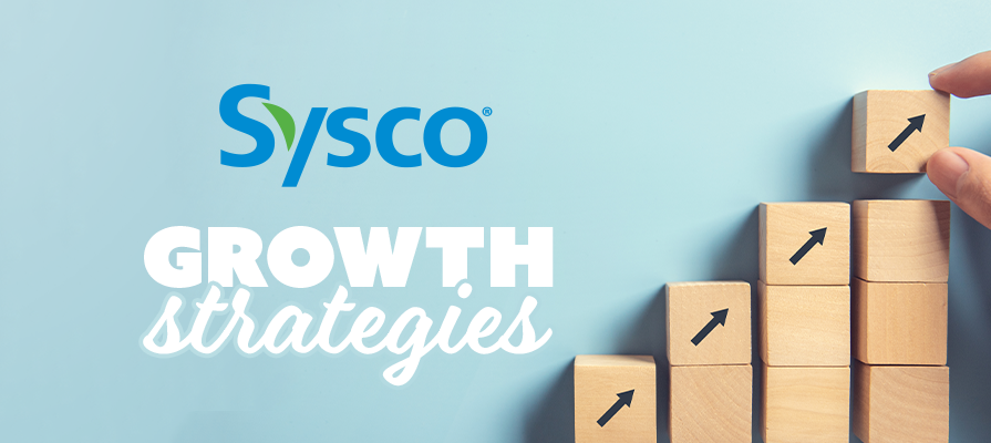 Sysco Reveals Strategy, Recipe for Growth, and Introduces Purpose-Driven Framework