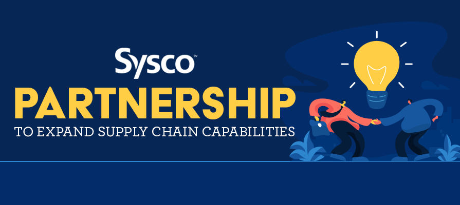 Sysco Partners With Lindora to Expand Its Supply Chain Capabilities