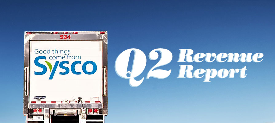 Sysco Outlines Growth Following Brakes Acquisition; Announces Q2 Earnings
