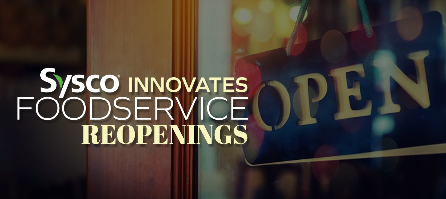 Sysco Helps Restaurateurs Navigate Re-Opening