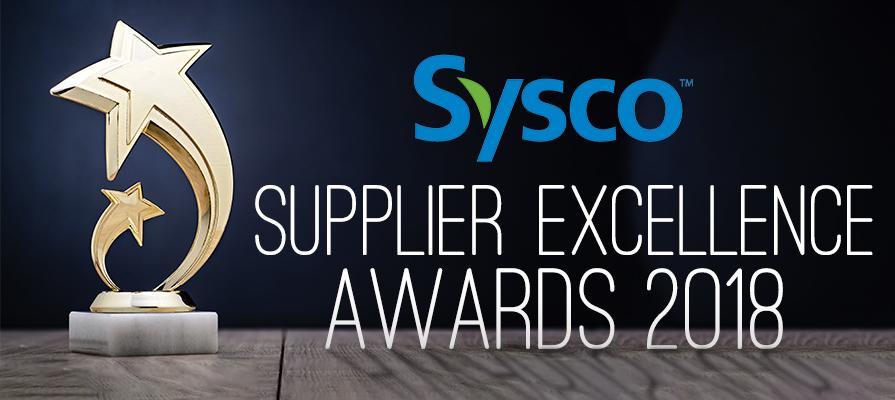 Sysco Corporation Celebrates 2018 Supplier Excellence Awards