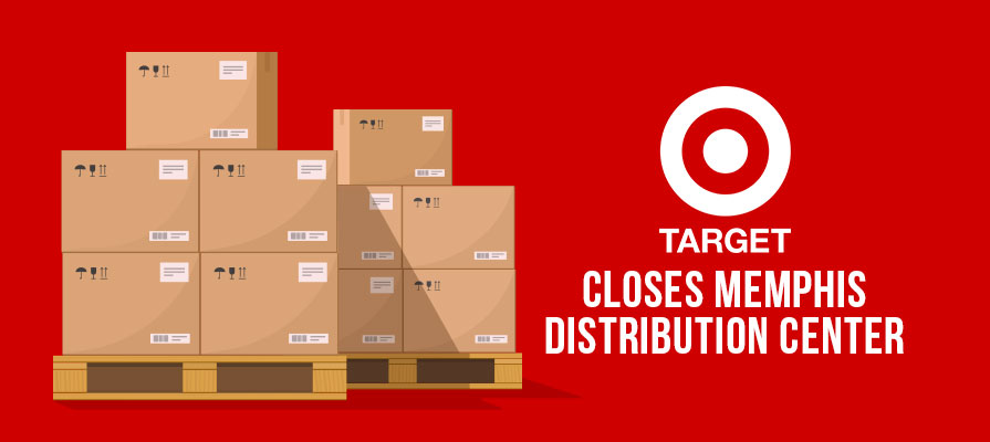 Target Closes 914,000-Square-Foot Facility in Memphis, Tennessee