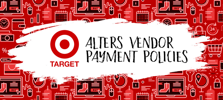 Target Alters Vendor Payment Policies