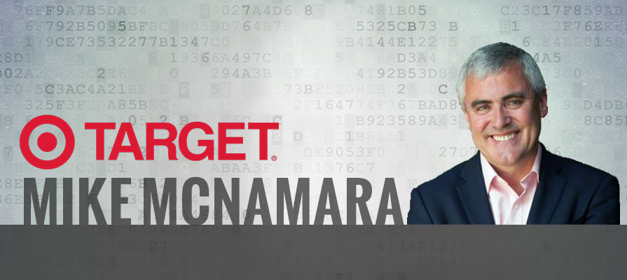 Target CIO Mike McNamara's Talks Innovation in Supply Chain and Digital