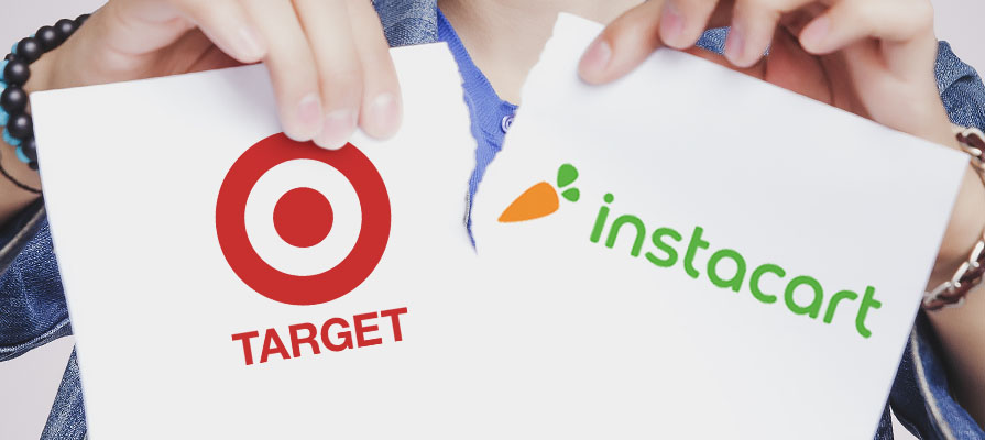 Target to Drop Instacart in Wake of Shipt Acquisition
