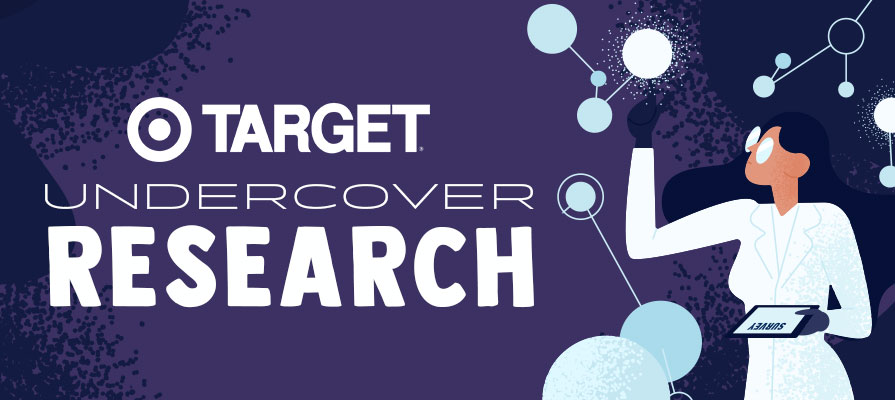 Target Uses Undercover Feedback To Spur Category Growth