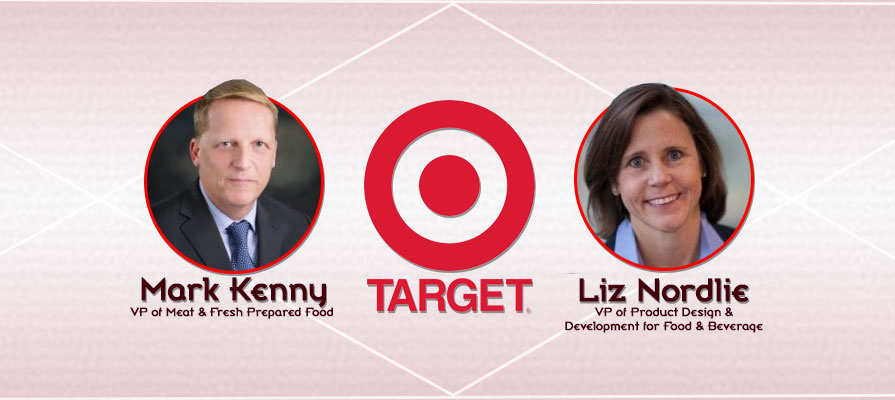 Target Names Mark Kenny and Liz Nordlie to Vice President Positions to Focus on Grocery
