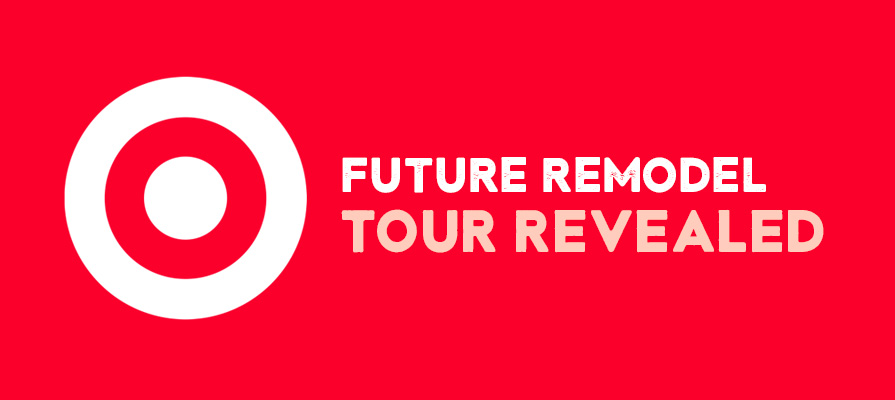Target Remodel Tour Reveals Future of Stores
