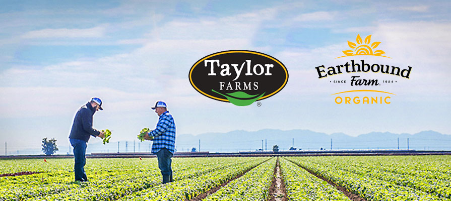 Earthbound Farm Acquired by Taylor Farms