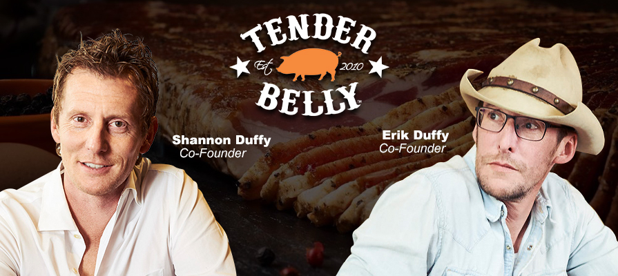 Tender Belly Founders Discuss Expansion and New Products