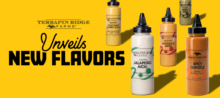 Terrapin Ridge Farms Unveils New Flavors