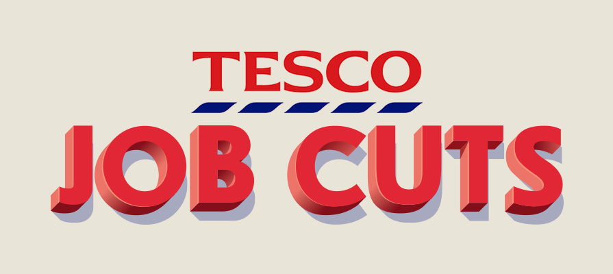Tesco to Eliminate Upwards of 2,000 Office Jobs