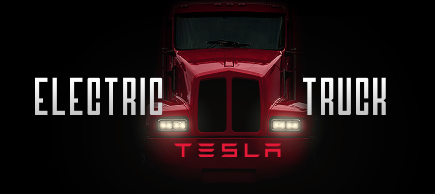 Tesla's Elon Musk Confirms Electric Truck Coming This Year