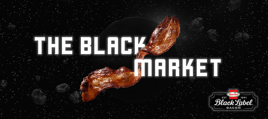 Hormel Black Label Unveils The Black Market Virtual Reality Marketplace