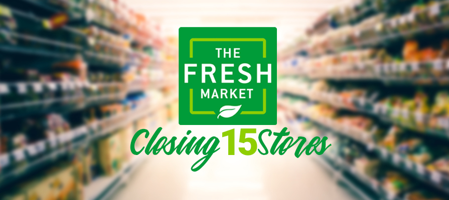 The Fresh Market to Shutter 15 Stores