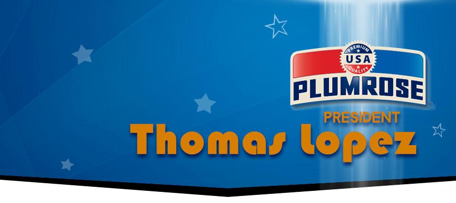 JBS USA Names Thomas Lopez Plumrose USA President