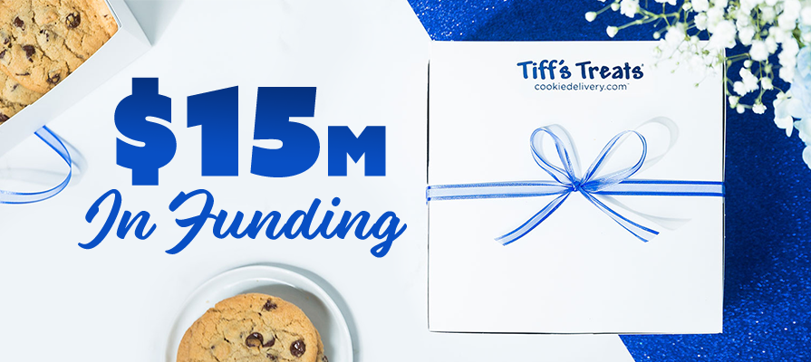 Tiff's Treats Secures $15M in Secure Funding Round