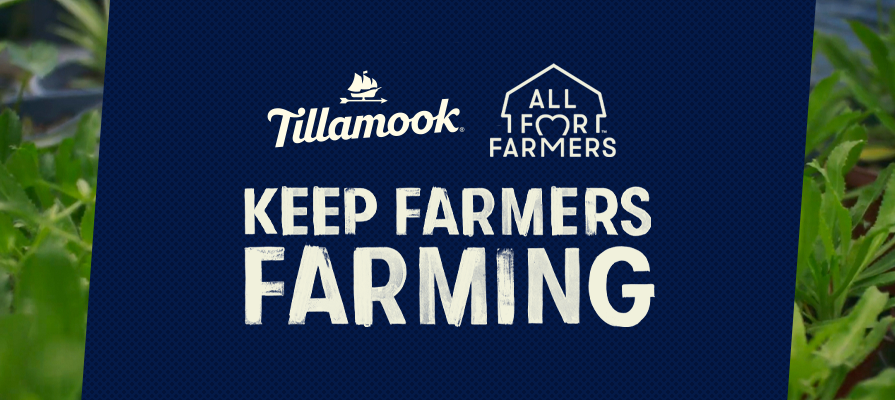 Tillamook County Creamery Association Continues Commitment to the Future of Farming With New  All For Farmers  Coalition; Patrick Criteser, Amanda Hesser, and Beth C. Sauerhaft Discuss