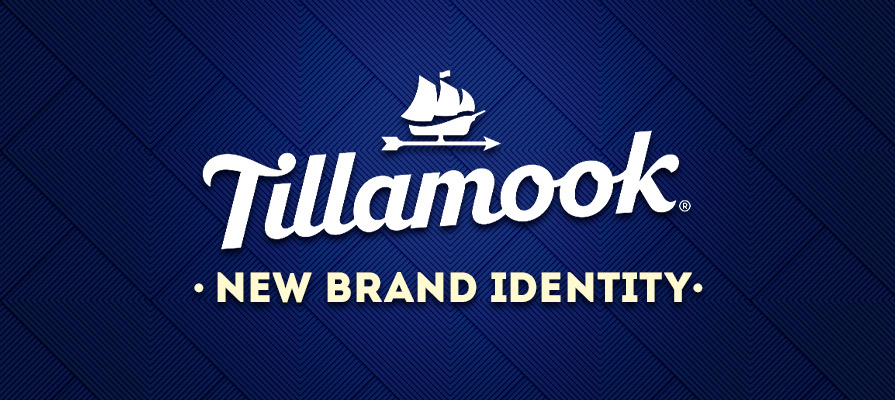 Tillamook Reveals Rebrand and Packaging Makeover
