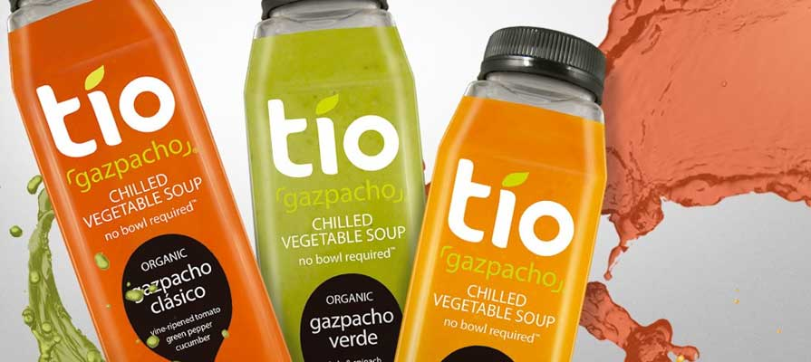 Tio Gazpacho Concludes $1.25 Million Funding Led By General Mills Investment