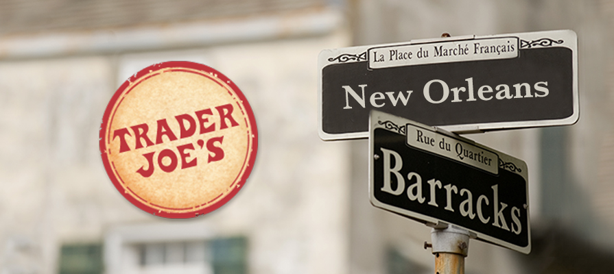 Trader Joe's Opens its First Location in New Orleans