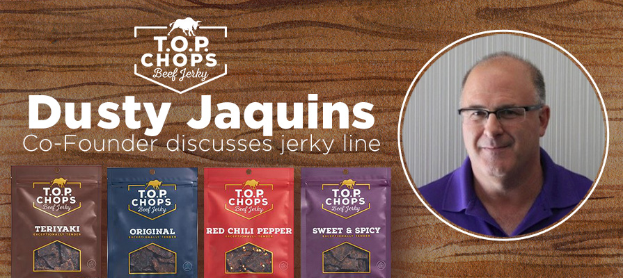 T.O.P. Chops Jerky Delivers Top-Quality Products