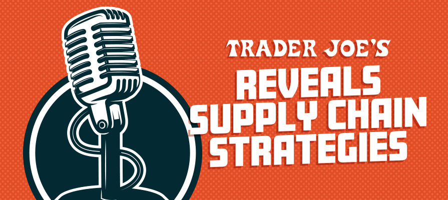 Trader Joe's Reveals Supply Chain Strategies in Podcast Episode