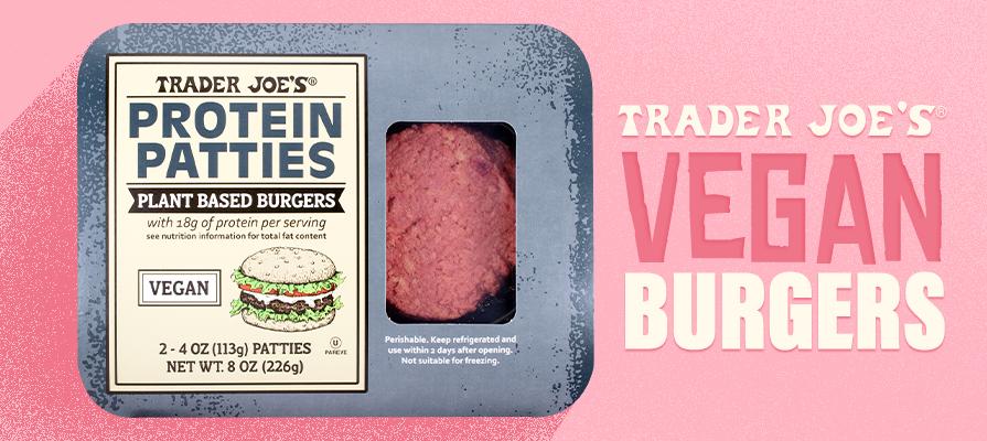 Trader Joe's Debuts Plant-Based Burger