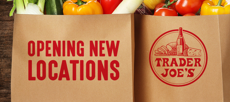 Trader Joe's Expands in Multiple States