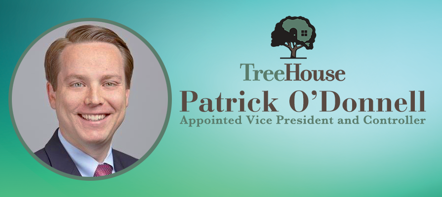 TreeHouse Foods Appoints New Vice President and Controller