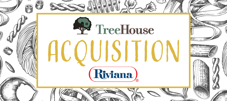 TreeHouse Foods Completes Acquisition of Majority of Ebro's Riviana Foods U.S. Branded Pastas