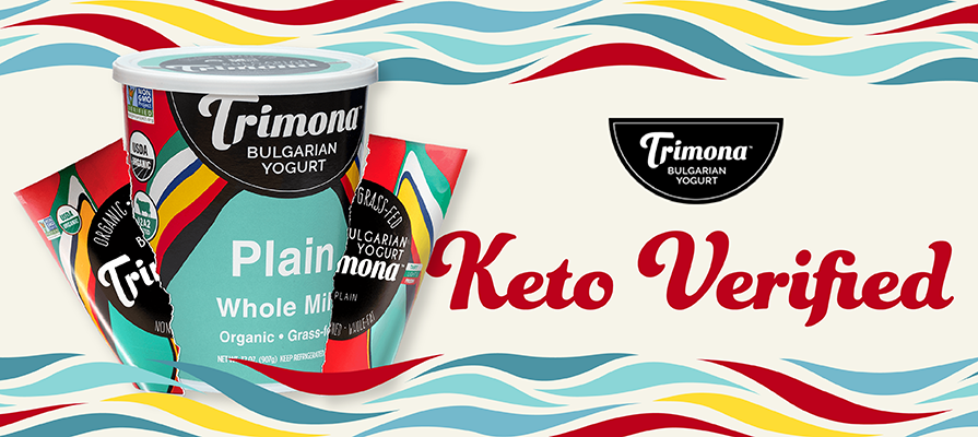 Trimona Yogurt Has Entire Line Keto Verified; Atanas Valev Discusses