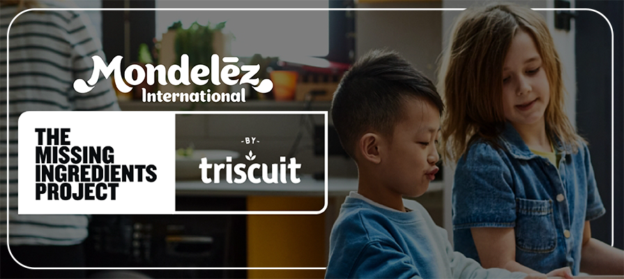 Mondelēz Brand TRISCUIT Reveals The Missing Ingredients Project's First Grant Recipients Max Kaniger and Asha Walker; Becky Duke Comments