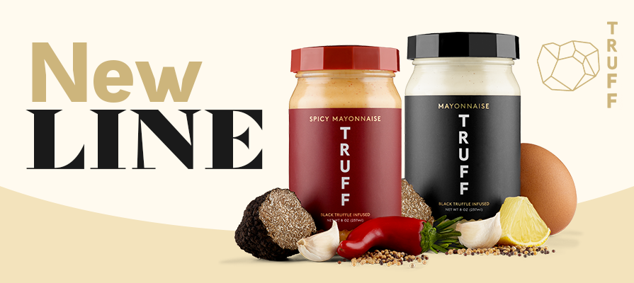 TRUFF Takes On America's Most Popular Condiment With The Launch of TRUFF Mayonnaise