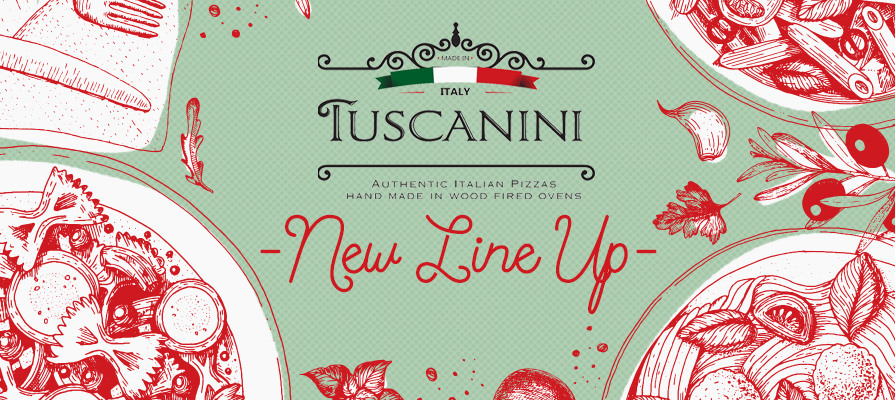 Tuscanini Foods Introduces New Line Up of Gourmet Italian Products