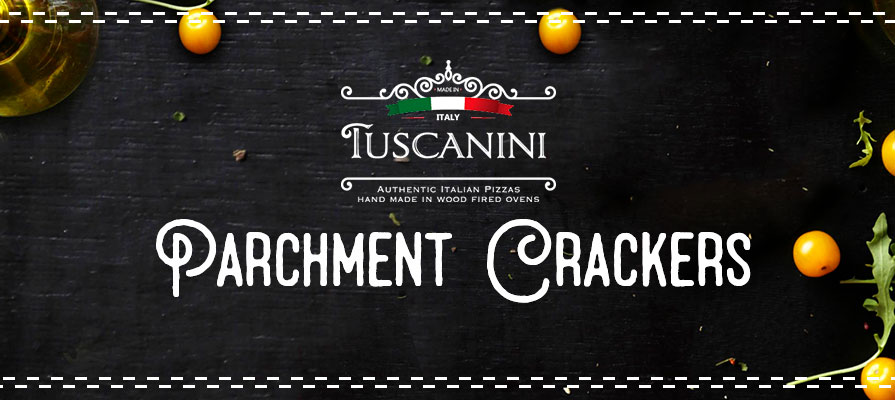Tuscanini's New Crackers Bring the Mediterranean to the Company's Consumers