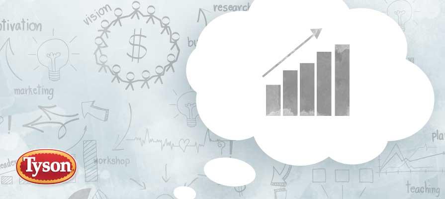Tyson Foods Inc. Bets High on Earnings Forecast