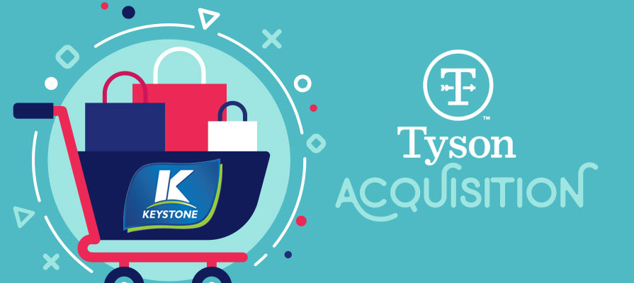 Tyson Foods Confirms Plans to Acquire Keystone Foods for $2.16 Billion