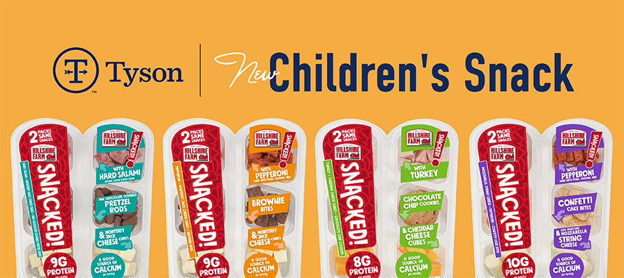 Tyson Foods Enters Children's Snacking Sector With Latest Release; Noelle O'Mara Details