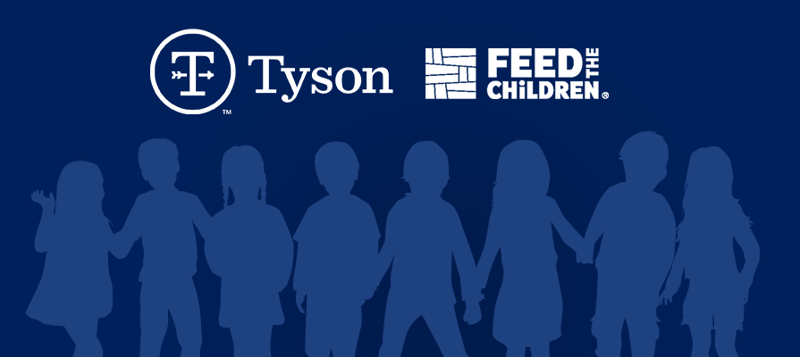 Tyson Foods Reveals 10M Investment
