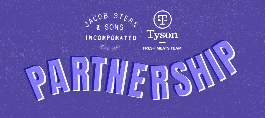 Tyson Foods Partners With Jacob Stern & Sons