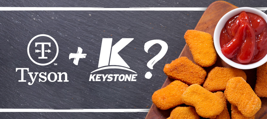 Reports Tyson Foods To Acquire Keystone Foods Deli Market News