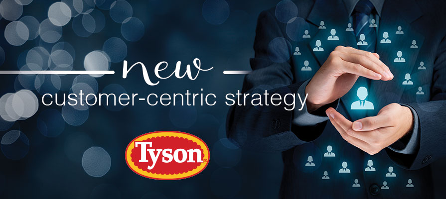 Tyson Changes Foodservice Strategy With New Division